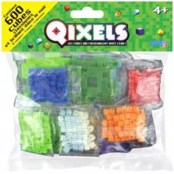 ASMOKIDS - 600 cubes Class Glow Qixels