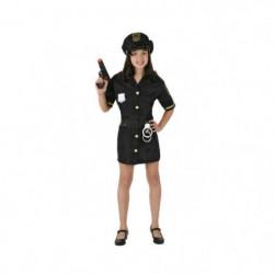 ATOSA Déguisement De Fille Policiere - Panoplie Enfant