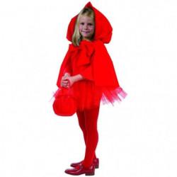 CESAR - E863 - Robe le Petit Chaperon Rouge - 3 / 5 ans