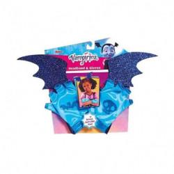 Vampirina - Panoplie Bat-Serre-Tete et Gants