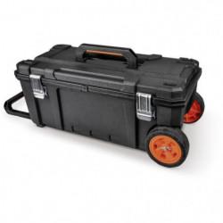 TOOD Mallette boite à outils avec roues