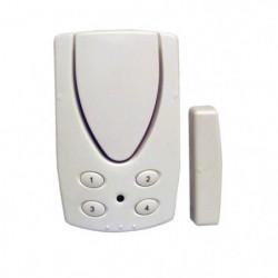CHACON Alarme détecteur d'ouverture porte fenetre avec code