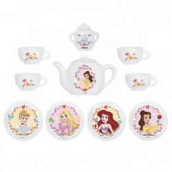 DISNEY PRINCESSES Smoby Dinette Porcelaine + 12 Acs