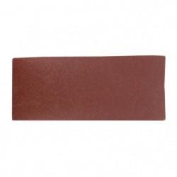 Lot de 6 rectangles abrasifs pour poncer - 93 x 230 mm - Gra