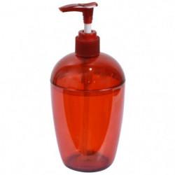 FRANDIS Flacon pompe en plastique Rouge