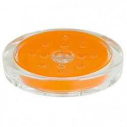 SYDNEY Porte savon - 3x13x10cm - Orange