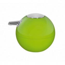 BOWL Distributeur de savon - 10,5 x 11,5 x 11,5 cm - Vert Ki