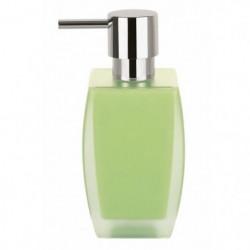 SPIRELLA Distributeur de savon Freddo - 15x7x7cm - Vert clai