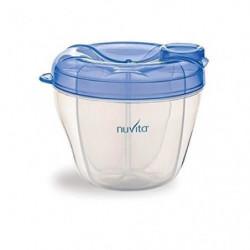 NUVITA Récipient lait en poudre bébé - Bleu