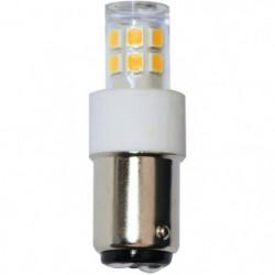 TIBELEC Ampoule LED B15 2.5W 245lm 230V pour machine a coudr