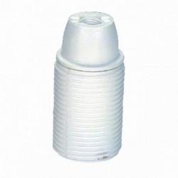 VOLTMAN Accessoire d'Eclairage Douille Filetée Plastique Bla