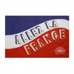NATIONS OF FOOTBALL Drapeau Supporter France FTL