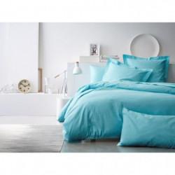 TODAY Drap plat 100% coton - 240x300 cm - Portofino Blue