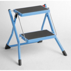 HAILO Marchepied Mini K 2 marches Bleu