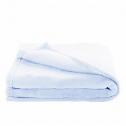 DOMIVA Couverture microfibre microdoux 100 x 150 cm - Light