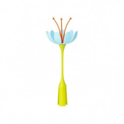 TOMY/BOON STEM Fleur égouttoir - Orange-bleu