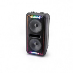 CALIBER HPA502BTL Enceinte portable Bluetooth - Lampes LED m