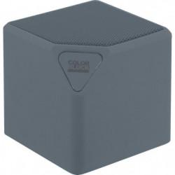 COLORBLOCK CBSPKBTLOWGR Enceinte Bluetooth Lowlow - Gris