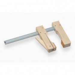 MEISTER Serre-joint en bois 200x110mm