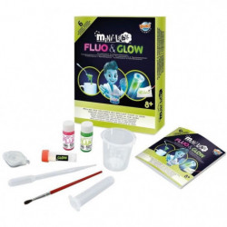 BUKI Mini laboratoire fluo