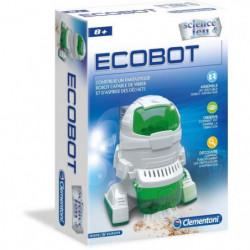CLEMENTONI Science & Jeu - Ecobot - Jeu scientifique