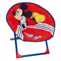 Fun House Disney Mickey siege lune pliable pour enfant