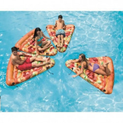 INTEX Matelas gonflable Part De Pizza