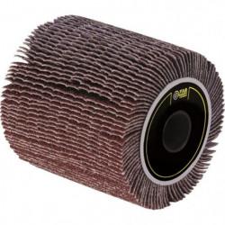 FARTOOLS Rouleau à lamelle abrasive A80 - Ø 60 mm