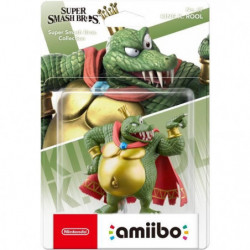 Figurine Amiibo N°67 King K. Rool Collection Super Smash Bro