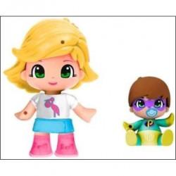 PINYPON - 1 Figurine et son Bébé Surprise N°8