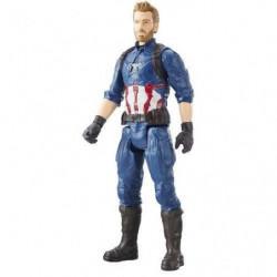 AVENGERS INFINITY WAR - Captain America - Figurine Titan 30c