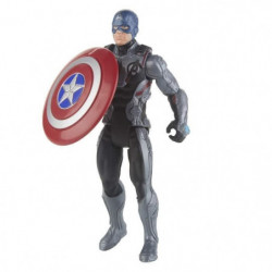 AVENGERS ENDGAME - Captain America Team Suit - Figurine Marv