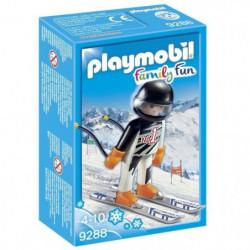 PLAYMOBIL 9288 - Family Fun - Skieur Alpin