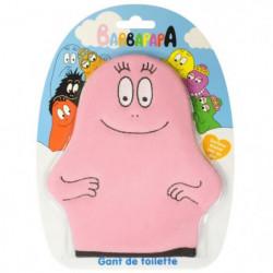TINOKOU Gant de toilette Barbapapa couleur est aléatoire (bl