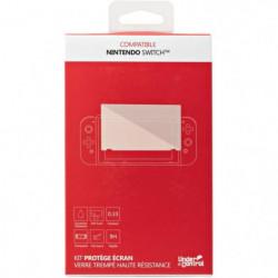 Kit protege écran verre trempé Under Control pour Nintendo S