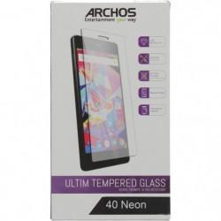 ARCHOS Film protection en verre trempé pour Archos 40 neon