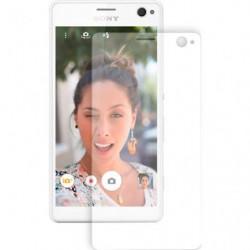 BIGBEN Protege-écran en verre trempé pour Sony Xperia C4