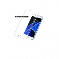 PANZERGLASS PET Film pour Galaxy S7 - Transparent