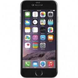 BIGBEN Protection écran verre trempé Iphone 6 - Noir