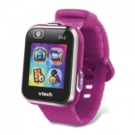 VTECH - Kidizoom Smartwatch Connect  DX2 Framboise