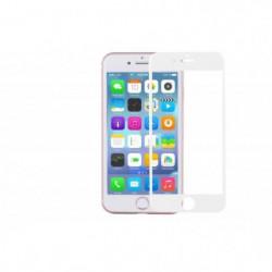 PLATYNE Vitre de protection en verre trempé 3D pour IPhone 7