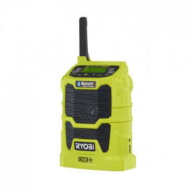 RYOBI Radio bluetooth One+ Am/Fm 18 V