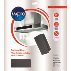 WPRO UCF016 Filtre universel à graisse et à charbon 2 en 1.