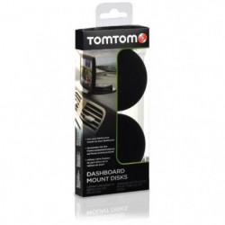TOMTOM Pack Disques de Fixation pour Tableau de Bord