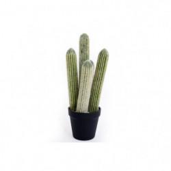 Cactus artificiel succulent - 39 cm