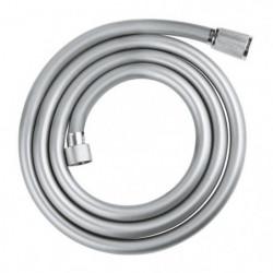 GROHE Flexible de douche Relexaflex 1750 - 1,75 m - Gris arg