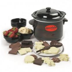 DOMO DO915CH Fondue a chocolat - Noir