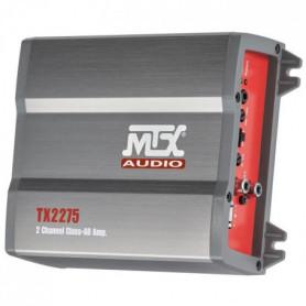 MTX Amplificateur TX2275 2 x 110 W Rms