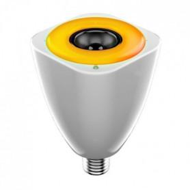 AWOX Ampoule LED musicale connectée Wi-Fi E27 7W