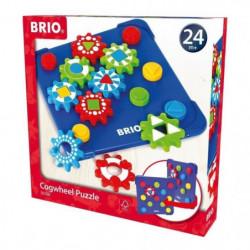 BRIO - 30188 - Puzzle A Engrenages